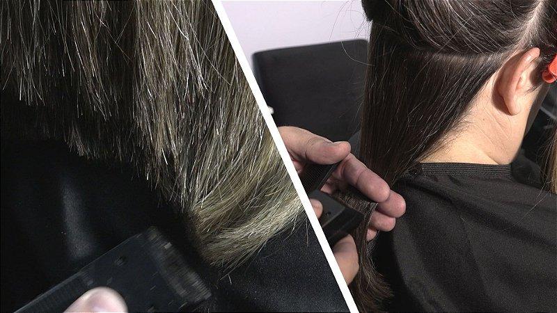 Curso de Corte de Chanel de Bico com Deivid Souza Hairstylist 100% oline