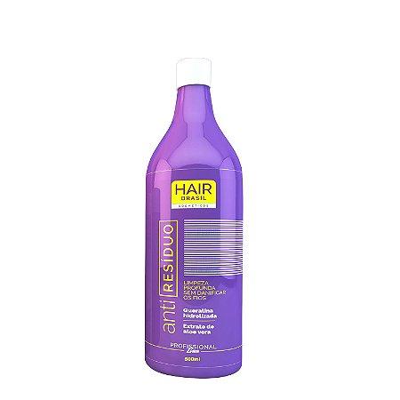 Shampo Anti Resíduo Limpeza Profunda 500ml - Hair Brasil
