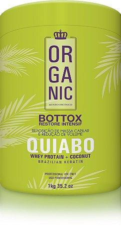Bootox Organic Quiabo Mundo Orgânico 1Kg - Fioperfeitto