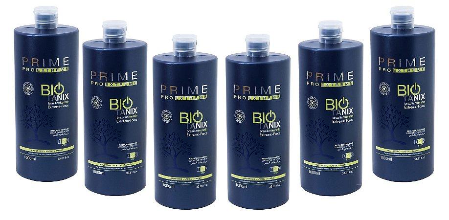 Escova Progressiva Prime Pro Extreme Bio Tanix Extreme Step 2 - 6 unidades 1000ml