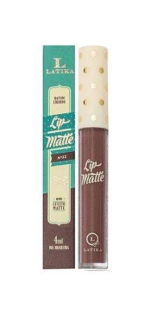 Lip Matte Latika Batom Líquido Nude nº 32