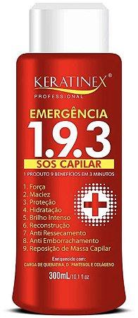 Keratinex SOS Capilar Emergência 193 Anti emborrachamento 300ml