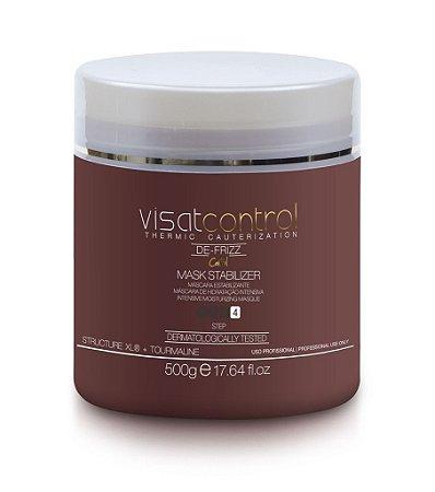 Visat Control Mask Stabilizer 500g Profissional
