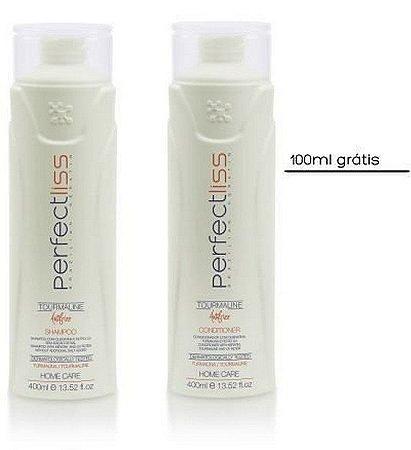 Perfectliss Antifrizz Shampoo + Condicionador 400ml Manutenção