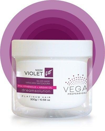Máscara Matizadora Vegas Violet 300g Manutenção
