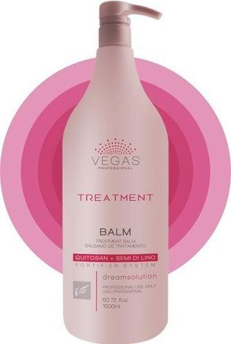 Tratamento Capilar Vegas Treatment Balm 1500ml Profissional