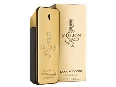Perfume Masculino Paco Rabanne One Million