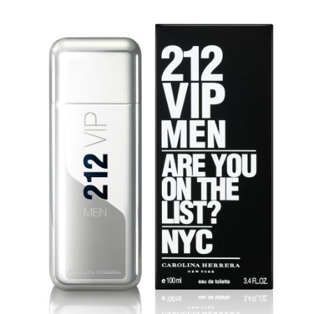 722a7529883a9 Perfume Masculino Carolina Herrera 212 Vip Men - Pimenta Linda 8 anos