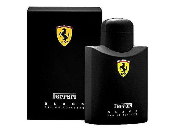 Perfume Masculino Ferrari Black - Eau de Toilette