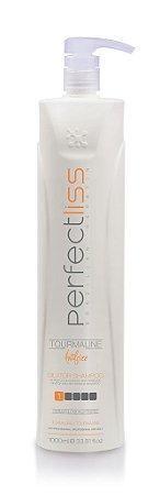 Escova Progressiva Perfectliss Antifrizz Step 1 Dilator Shampoo Original de Turmalina Profissional