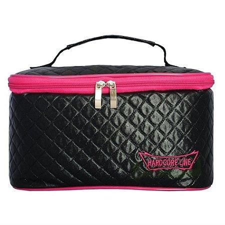 Bolsa Térmica Hardcore Line Elite Bag - Preta/Pink