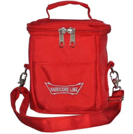 Bolsa Térmica Hardcore Line Little Bag Vermelha