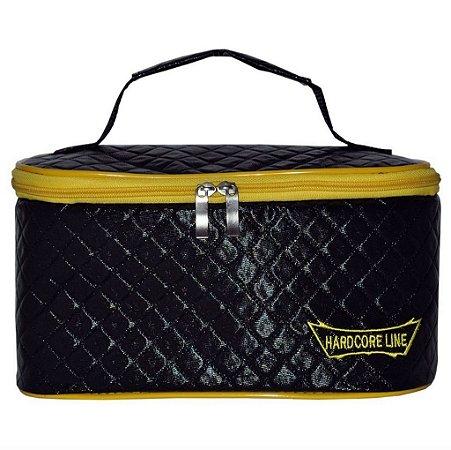 Bolsa Térmica Hardcore Line Elite Bag Preta/Amarela