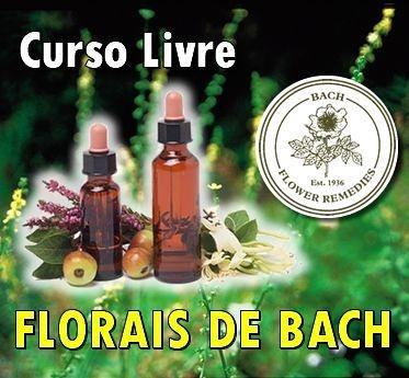 Curso livre de Florais de Bach - EAD
