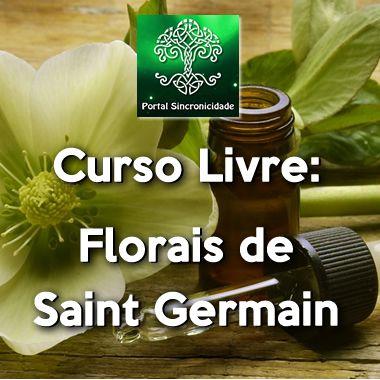 Curso Livre: Florais de Saint Germain