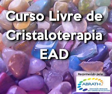 Curso Livre de Cristaloterapia - EAD