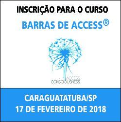Inscrição - Curso Barras de Access® em Caraguá