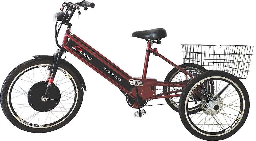 Triciclo Elétrico Duos Confort 800w 48v