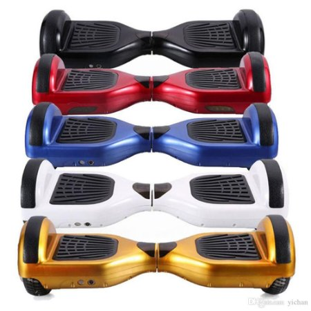Hoverboard 6.5 Com Bluetooth e led