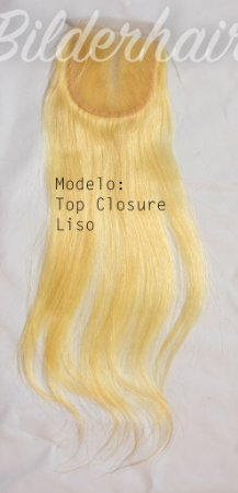 """LACE TOP CLOSURE LISO"""