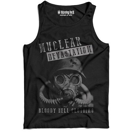 Camiseta Regata Nuclear Devastation