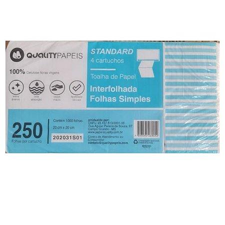Papel interf fd 20x20 6000Fls standard celulose - quality