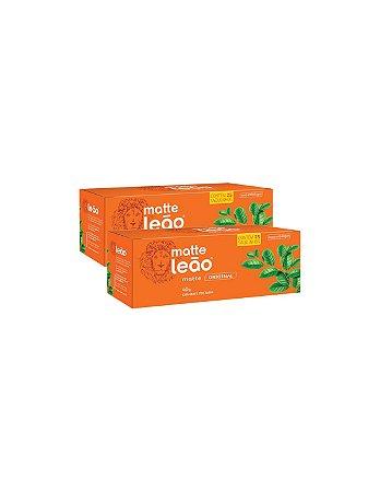 Chá MATTE LEÃO Natural Caixa 40g com 25 Saquinhos