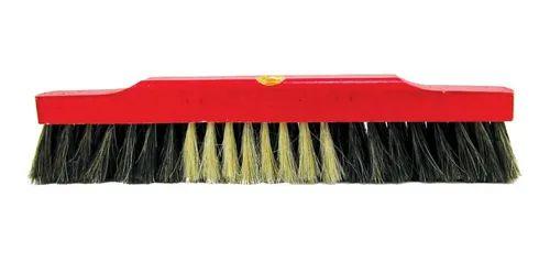 Vassoura 40 cm são pedro pelo sintetico loreta extra s/cabo