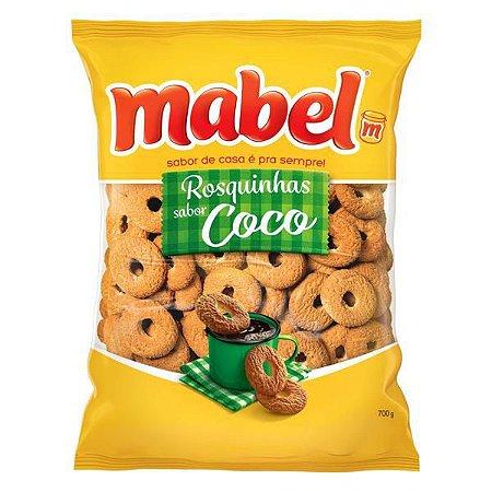 Bolacha Mabel coco 700g