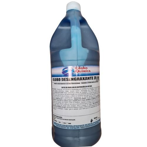Desengraxante zx44 02 Lt 5:200 - Globo Química