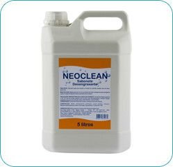 Neoclean desengraxante (sabonete gel desengraxante)