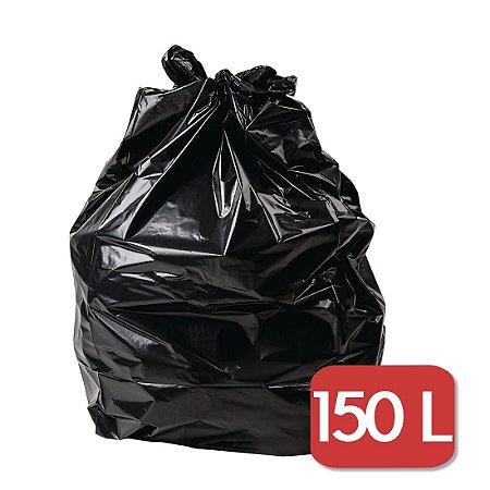 SACO LIXO PTO 150LT 80X90x0,07 H3 C /100 UND