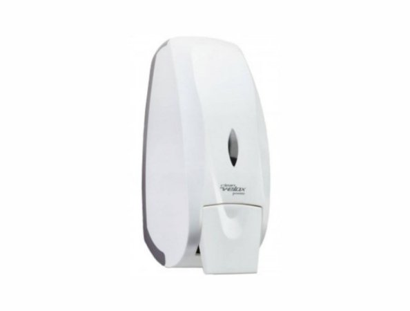 Dispenser velox sabonete/álcool bco c/reservatorio - premisse