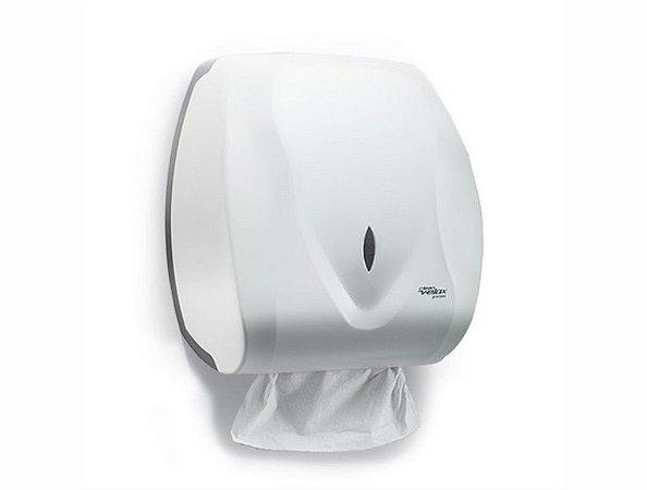 Dispenser premisse velox papel toalha branco
