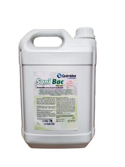 Desinfetante Sanibac 05 Lt elegance - Quimistar