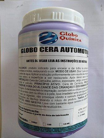 CERA AUTOMOTIVA 230G CONC 1/10 - GLOBO QUÍMICA