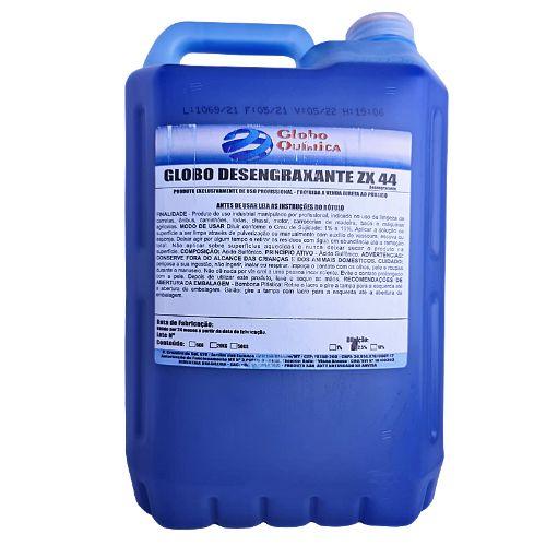 Desengraxante zx44 05 Lt 5:200 - Globo Química