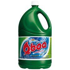 Agua Sanitária 05 Lt - Qboa