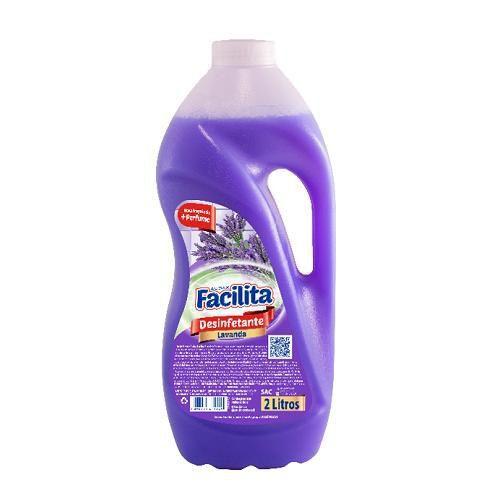 Desinfetante 02 Lt lavanda - Facilita