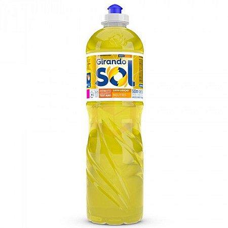 Detergente neutro 500ml - girando sol