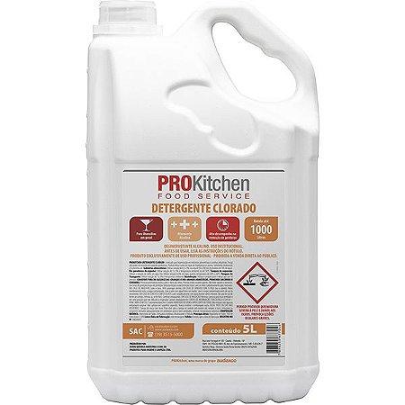 Detergente clorado 05 Lt prokitchen - Audax