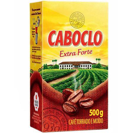 Café 500g Extra Forte - caboclo