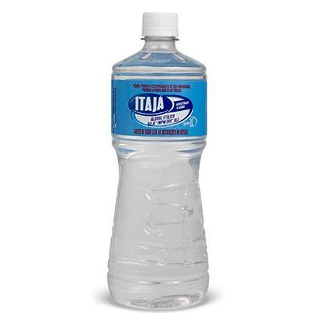 Álcool Líquido 92,8% inpm 96° 01 Lt  - Itaja