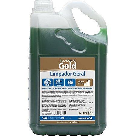LIMPADOR GOLD 05LT GERAL - AUDAX