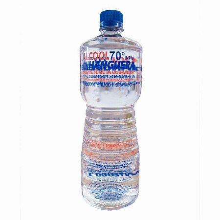 Álcool Líquido 70° 01 Lt  - Anhanguera