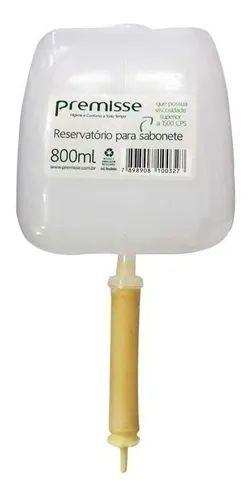 Reservatorio 800ml Para Saboneteira - Premisse