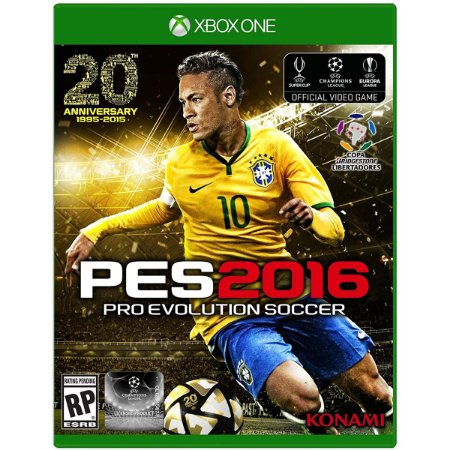 Game Pro Evolution Soccer 2016 para Xbox One - Konami