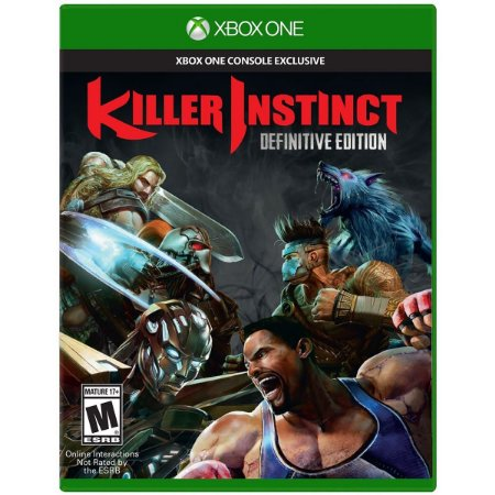 Game  Killer Instinct Definitive Edition para Xbox One - Microsoft