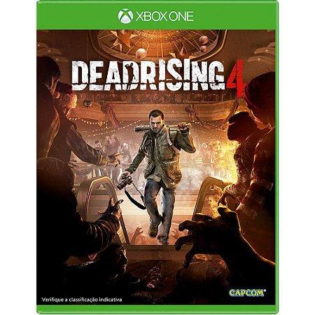 Game Dead Rising 4 para Xbox One - Capcom
