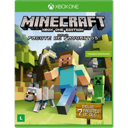 Game Minecraft: Favorites Pack - Xbox One